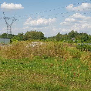 Działka budowlana 18 ar – Dąbrowa Rzeczycka